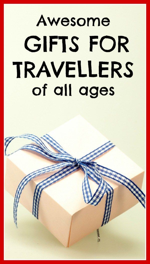 Looking for gift ideas for family, kids and friends? How about something for yourself?I have created a list of awesome gifts for travellers of all ages.  Click the image above to check it out!
