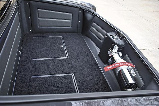26 best trunk panel installs images on pinterest car interiors bespoke cars and car tuning. Black Bedroom Furniture Sets. Home Design Ideas