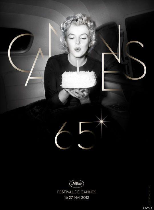 Marilyn Monroe - Cannes 2012