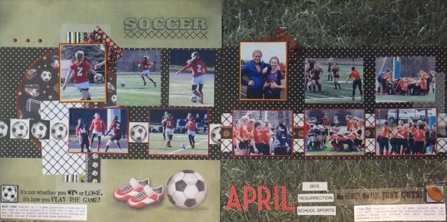 An April Sports project 12.. 4Gkids and sports keeps us busy and lots of photos