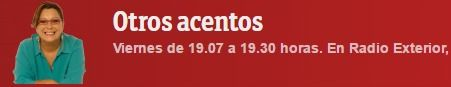 Otros acentos de Mavi Aldana en Radio 5, www.rtve.es