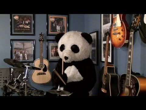 Panda Drummer - Dude Perfect
