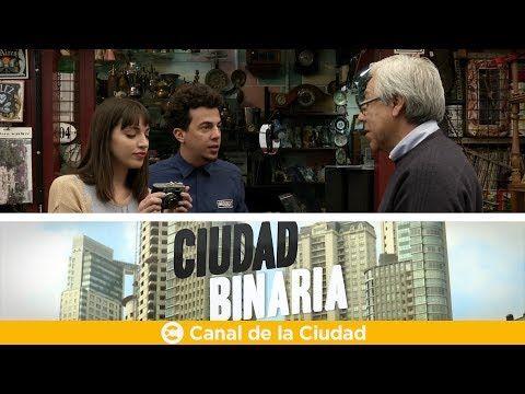 Ferias y Mercados, las costumbres de todos los que vivimos en Buenos Aires en Ciudad Binaria - YouTube