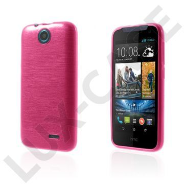 Bremer (Hot Pink) HTC Desire 310 Cover