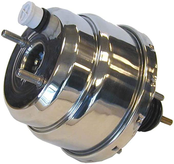 L-655-ch Universal Double Round Chrome Dominator