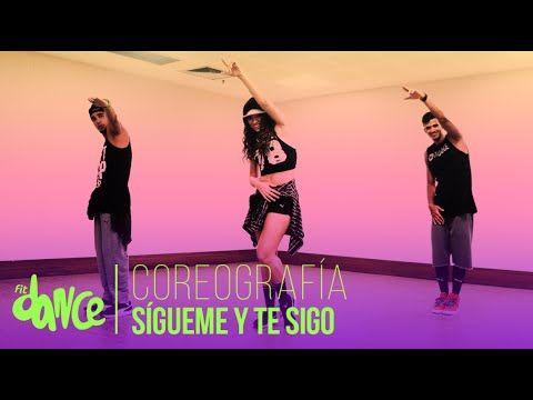 Sígueme y Te Sigo - Daddy Yankee - Coreografía - FitDance Life - YouTube