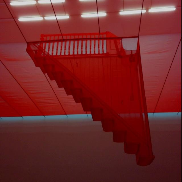 At the Tate.