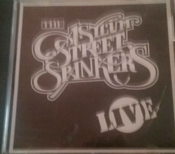 #Asylum Street Spankers Live CD 1997 #Watermelon Records #BoogieWoogie