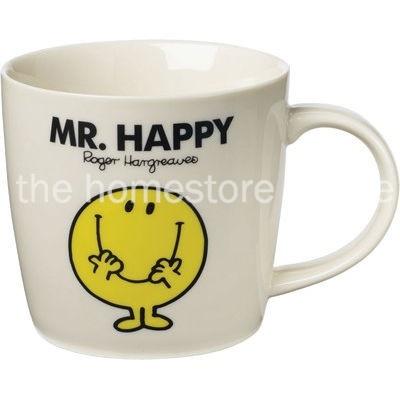Mr Men Mug Mr Happy