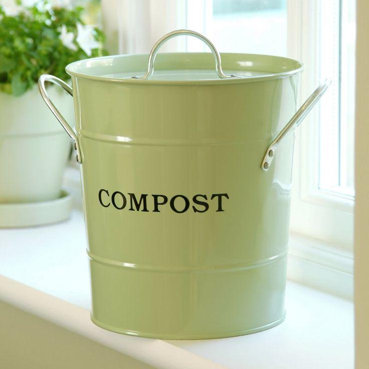 Die besten 25+ Compost bucket Ideen auf Pinterest | Küche ...