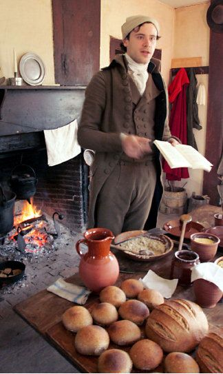Coggeshall Farm, living history museum in Rhode Island