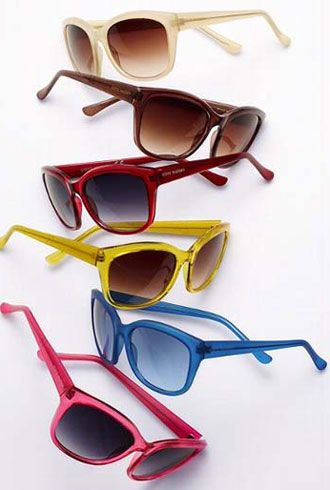 Your Sunglasses Sweet Spot: The Perfect Shades for Your Face - theFashionSpot