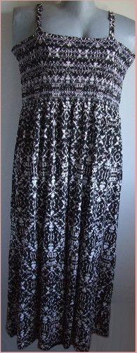 5xl 54/56 csinos nagyméretű maxi ruha