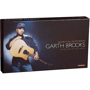 This is the best concert I've ever seen out of thousands of concerts. If you didn't get to see Garth Brooks at the Wynn in Vegas, buy the box set and watch the DVD. Garth Brooks: Blame It All On My Roots (6CD + 2 DVD) (Walmart Exclusive) - Contains New Music!