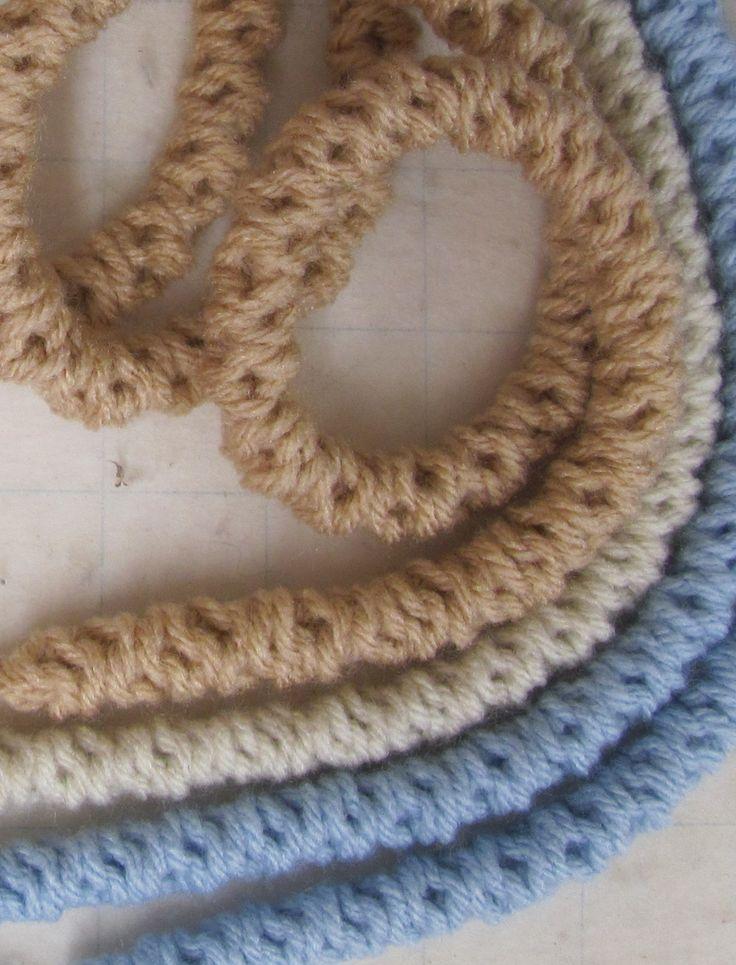 Zen Knitting Parker : Besten kordeln tassels cords bilder auf pinterest