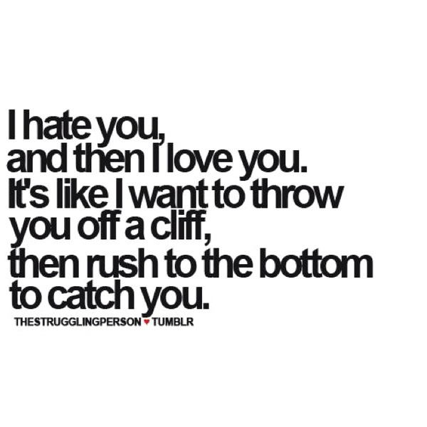 Love hurts... quotesI Hate You, Life, Quotes, Funny, Truths, So True ...