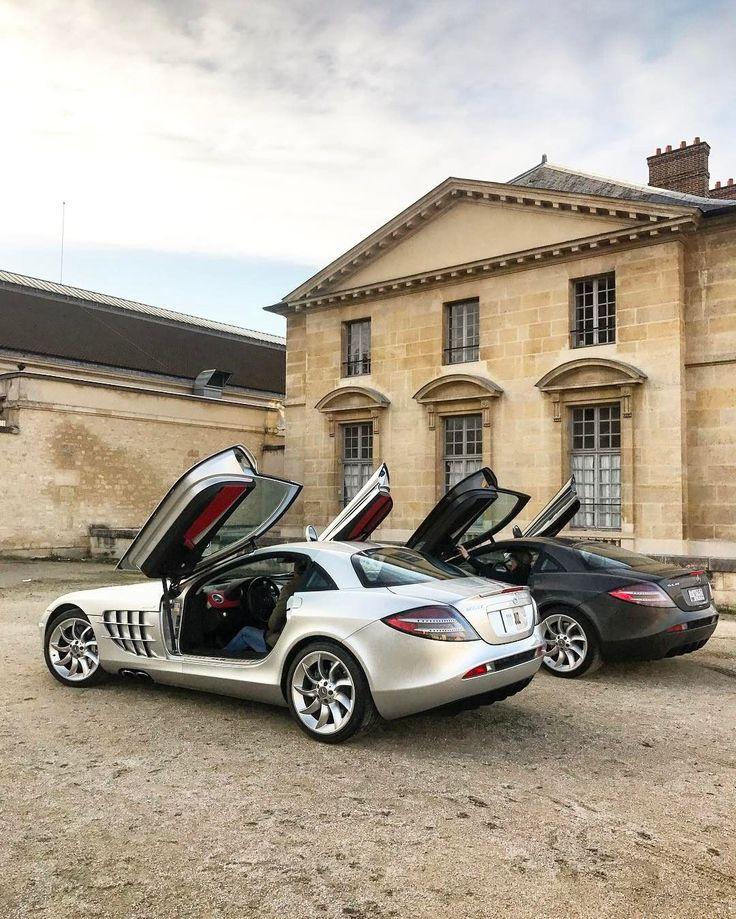SLR McLaren #Mercedes #SLR #Cars - www.richieast.com #mercedesclassiccars