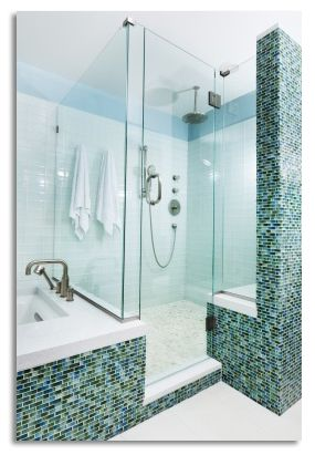 Bathroom Tile Ideas: Choosing A Design For Floor, Shower Counters   Home  Repair, Maintenance And Remodeling Tips From Mr.
