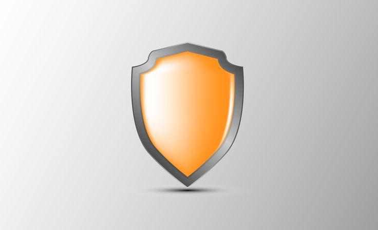 Cool u0026 Simple shield logo #logo #design #shield #simple : Designs ...