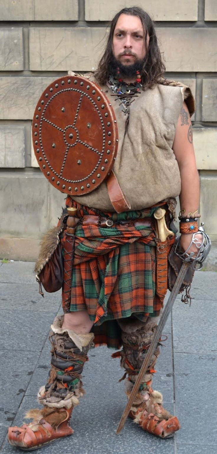scottish highland warrior | Scottish Highlander Warrior ...