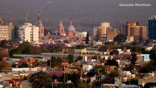 Paisajes Y Naturaleza de Catamarca: La ciudad de San Fernando del Valle de Catamarca (Argentina)