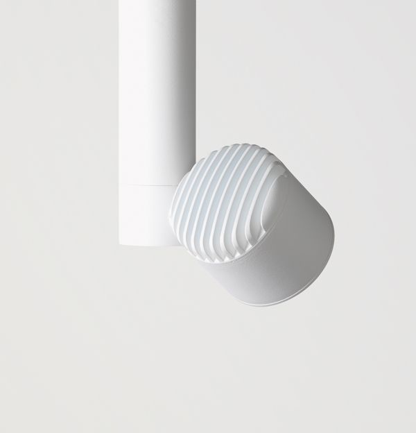 Products we like / lamp 7 White / lighting / at ZEN tube on Behance