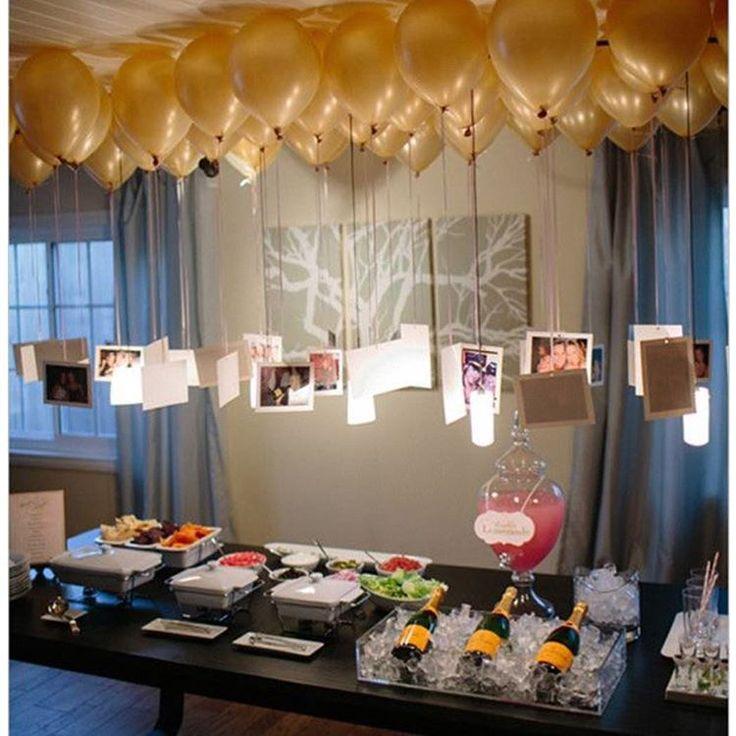 Decoracion Para Fiestas De Cumpleaos Adultos Finest Buffet Para