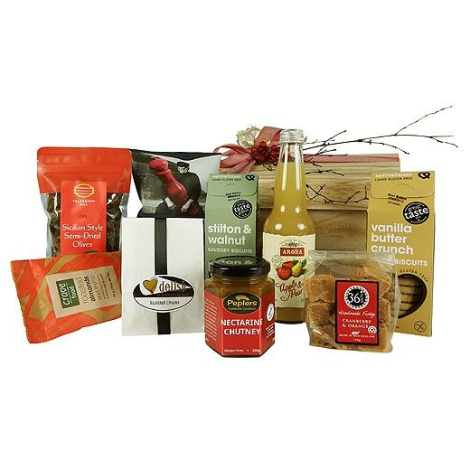 12 best gourmet gifts images on pinterest baby gifts gift the bramble gluten free christmas gift negle Images