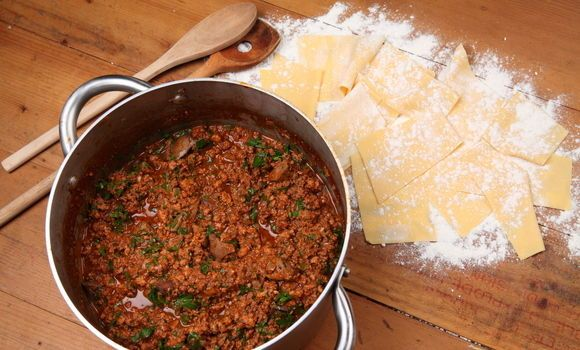 Spaghetti Bolognaise - Maggie Beer, a Barossa Food Tradition