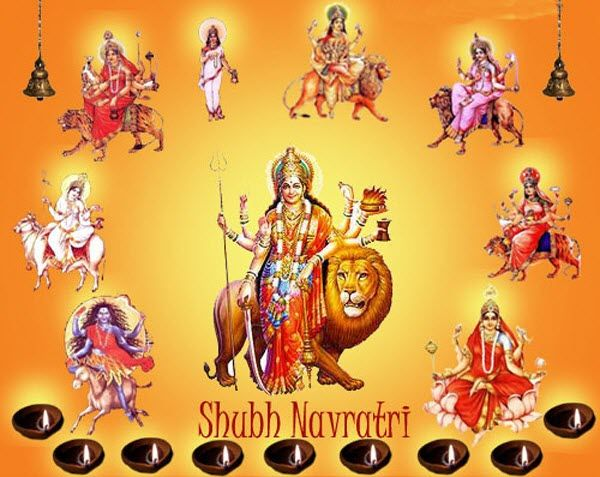 Navratri Dates in 2015 (with respect to Sharadiya Navratri) Sharadiya Navratri is the most popular & significant Navratri. It is also known as Maha Navratri