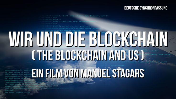 Wir und die Blockchain (The Blockchain and Us), Deutsche Synchronfassung (German overdub)