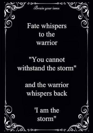 I felt like this quote was applicable to Hercules because he is seen as a hero and warrior throughout the myth. He overcomes many obstacles as he tries to win Deianira's hand in marriage and beat off her other suitors. I think the fact that Jupiter waited to make him immortal shows his ability to be a warrior and fight his own battles before becoming invincible.