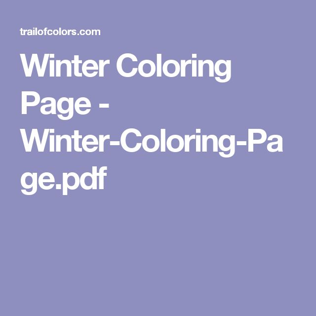 Winter Coloring Page - Winter-Coloring-Page.pdf