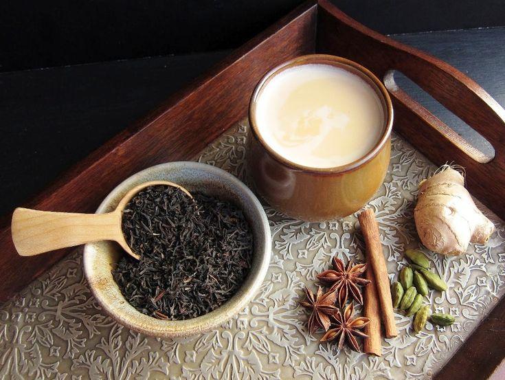 Cómo preparar té chai latte (receta, video, paso a paso)