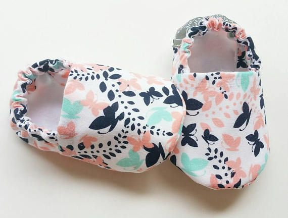 Baby Gifts Butterfly Baby Slippers Baby Crib Shoes Baby