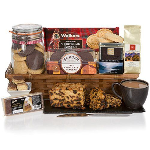 Highland Hamper - Scottish Hampers - Send A Taste Of Scotland To Family And Friends by Clearwater Hampers, http://www.amazon.co.uk/dp/B00HWRQXDM/ref=cm_sw_r_pi_dp_x_BHjOzbXTR77NR