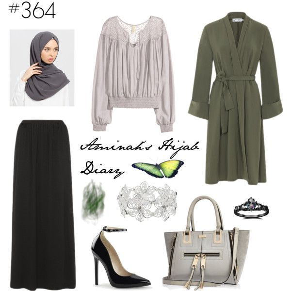 Aminah´s Hijab Diary #hijab #hijabfashion #modest #fashion #look #style #outfit #ootd #germany #muslimah #inayah #hm