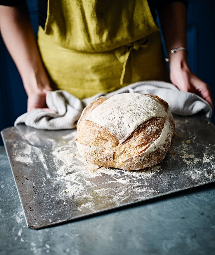Baking the perfect sourdough loaf can be a challenge, use our recipe to make your own starter and pre-ferment before using it to make your bread.