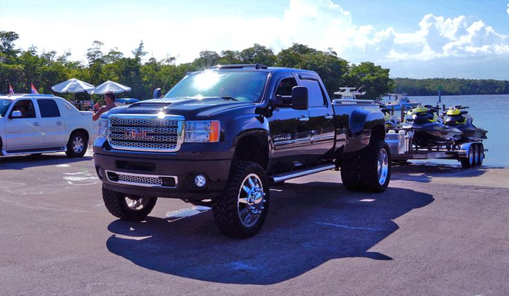 2012 Chevy Silverado HD Lifted | 2012 CHEVY SILVERADO 3500 HD DUAL REAR WHEEL