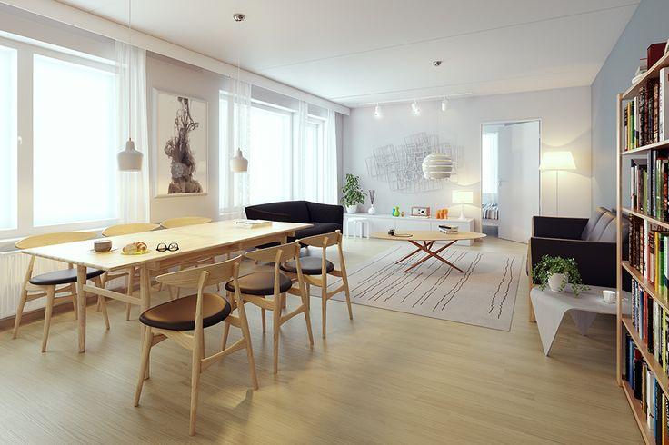 OlaDesign - 3D-visualisointi ja graafinen suunnittelu
