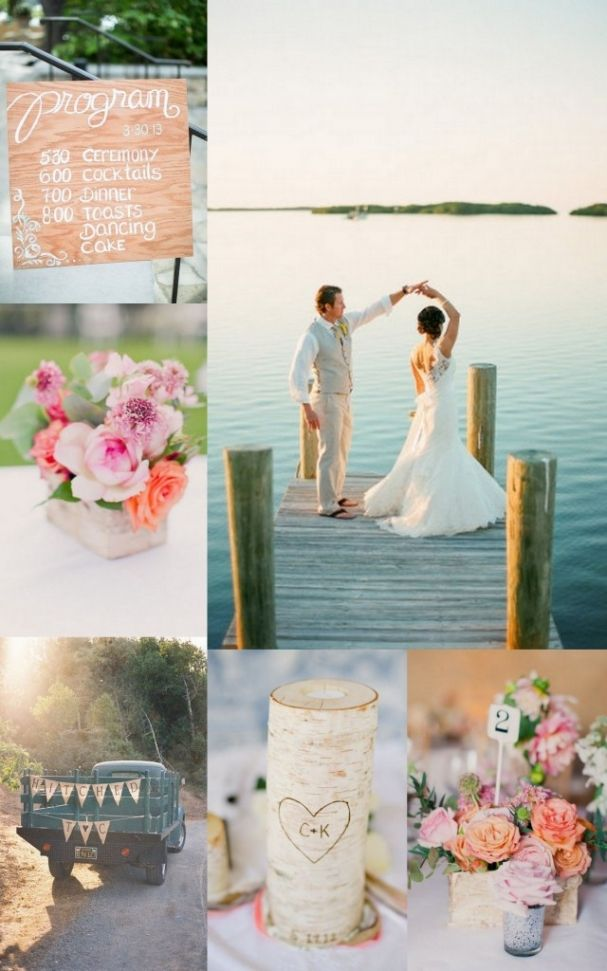 Soundtrack To I Do - Lake #Wedding Inspiration + Country/Classic Rock #Playlist