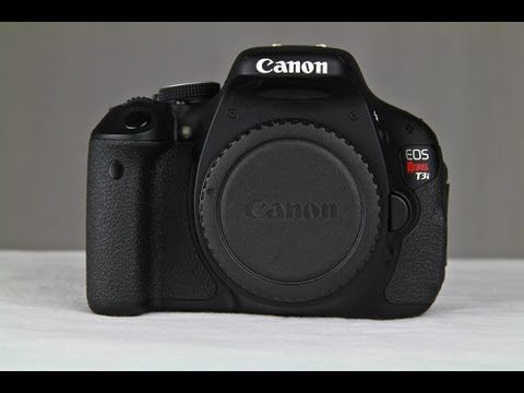 WHAT EACH FUNCTION OF THE CANON T3I OR 600D DOES AND HOW TO USE THEM Part 1