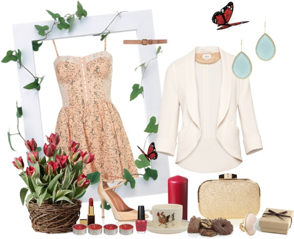 """Summer Day"" by katelin-letkeman on Polyvore"
