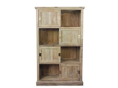 Sarreid Cubby Cabinet 29225 · Weathered WoodDisplay  CabinetsCubbiesShelvesCottage StyleOffice FurnitureArmoiresBookcasesFrench  Country