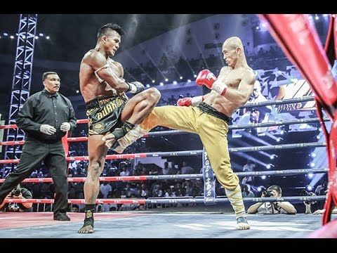 Kung Fu vs Muay Thai | Muay Thai | Muay thai, Muay thai