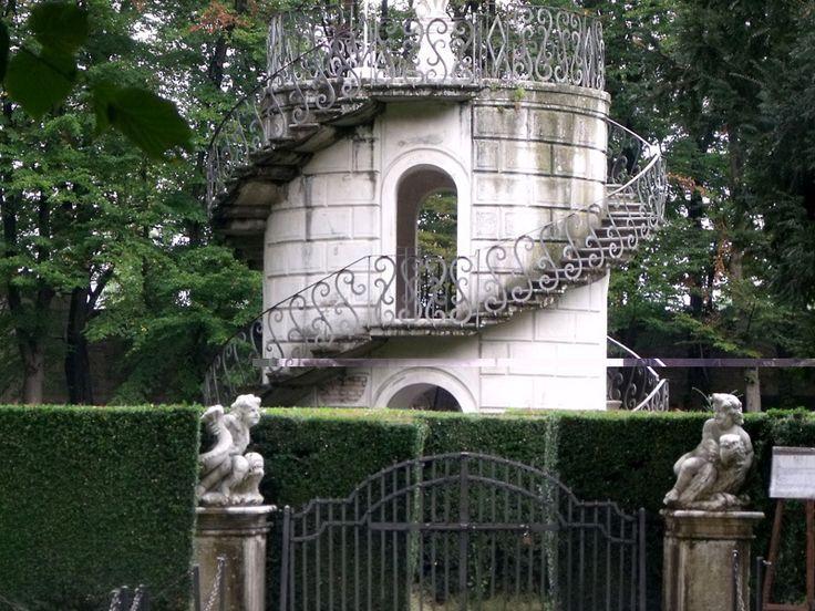 Architetture della Riviera del Brenta: villa Pisani