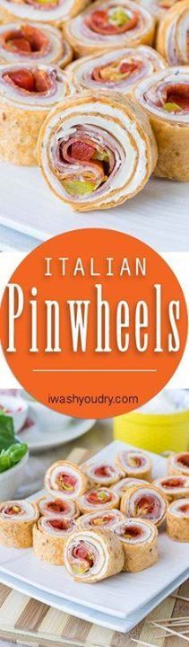 These super flavorfu These super flavorful Italian Pinwheels are...  These super flavorfu These super flavorful Italian Pinwheels are a fantastic appetizer or perfect for school lunches! Recipe : http://ift.tt/1hGiZgA And @ItsNutella  http://ift.tt/2v8iUYW