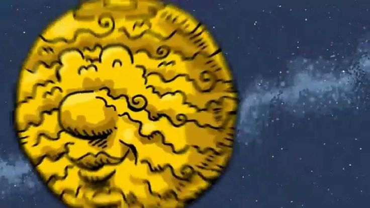 """Learn the names of the planets, in order from the sun outwards, with this catchy song and video from Nancy Kopman (From """"I Know I'll Grow...."""" (2009)"""