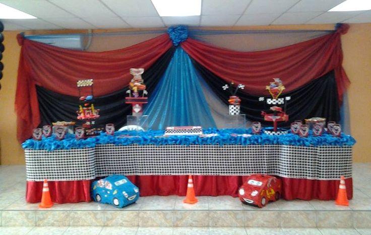 17 best images about fiesta infantil cars on pinterest - Decoracion para fiesta infantil ...