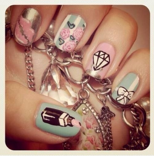 very good nails
